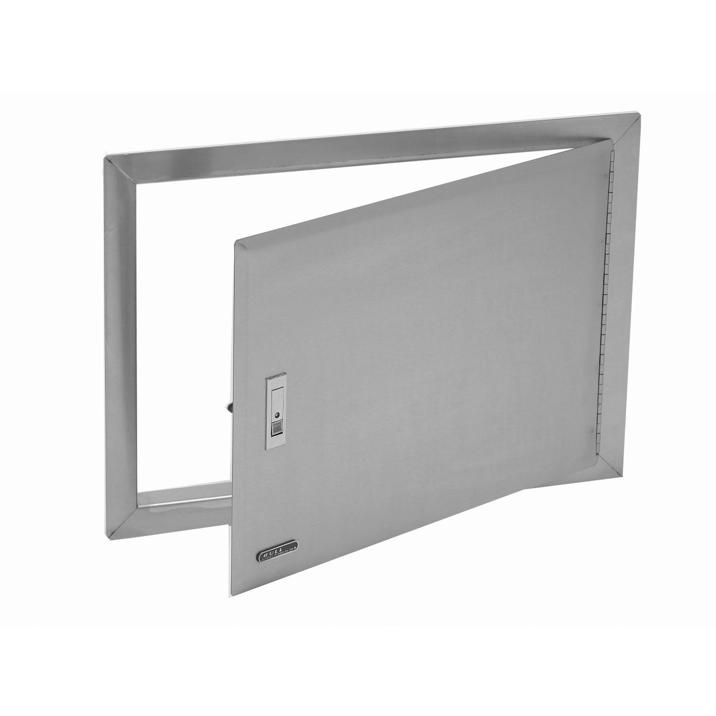 Bull 26-Stainless Steel Single Access Door - Horizontal - 89970