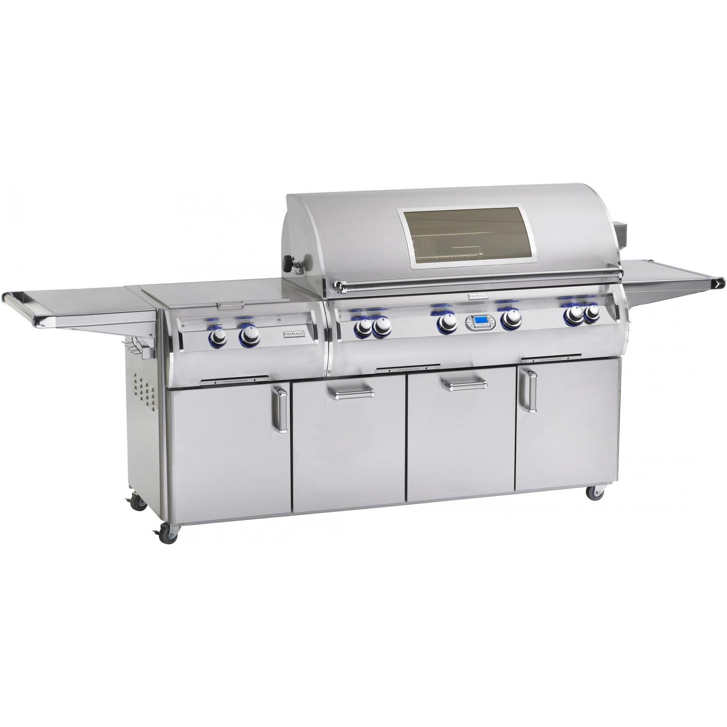 Fire Magic Echelon Diamond E1060s 48-Inch Freestanding Grill With Digital Thermometer And Power Burner