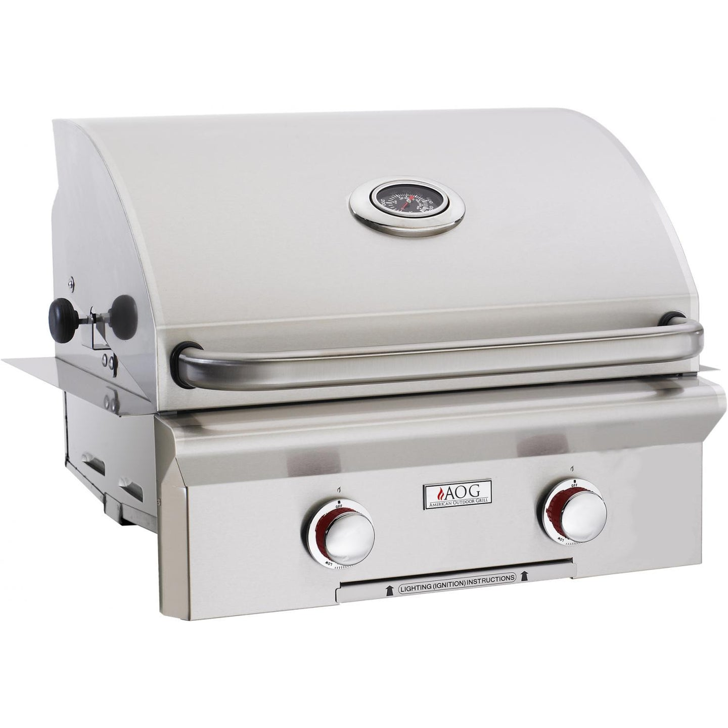 American Outdoor Grill T-Series 24-Inch 2-Burner Built-In Gas Grill - 24PBT-OOSP