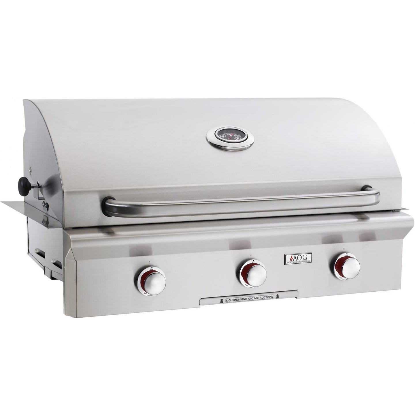 American Outdoor Grill T-Series 36-Inch 3-Burner Built-In Gas Grill - 36NBT-00SP