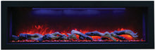 Amantii 50 Inch Deep Electric Fireplace – Indoor / Outdoor - BI-50-DEEP