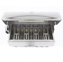 Blaze Professional 44-Inch 4-Burner Built-In Natural Gas w/Rear Infrared Burner