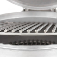 Blaze 20-Inch Cast Aluminum Kamado Grill - Hex Shaped Cooking Grate
