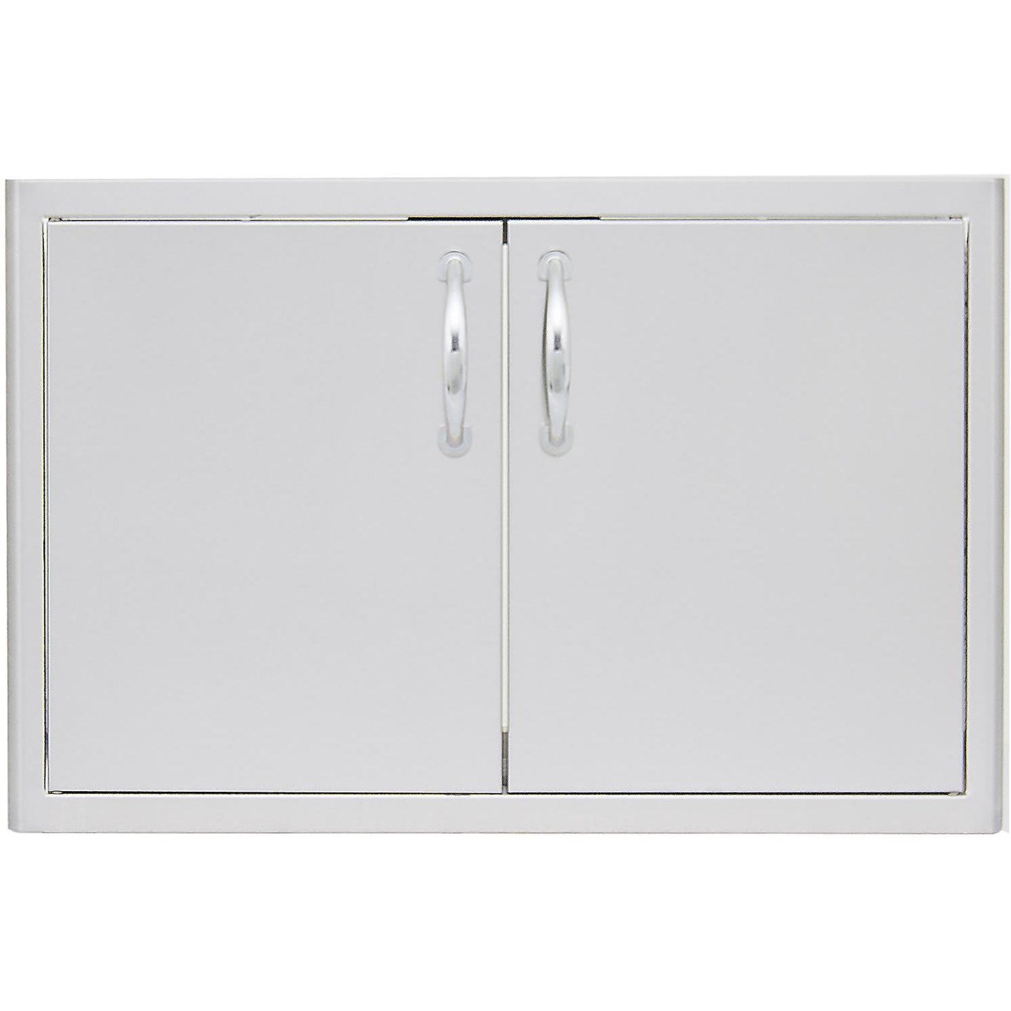 Blaze 32-Inch Double Access Door With Paper Towel Holder - BLZ-AD32-R