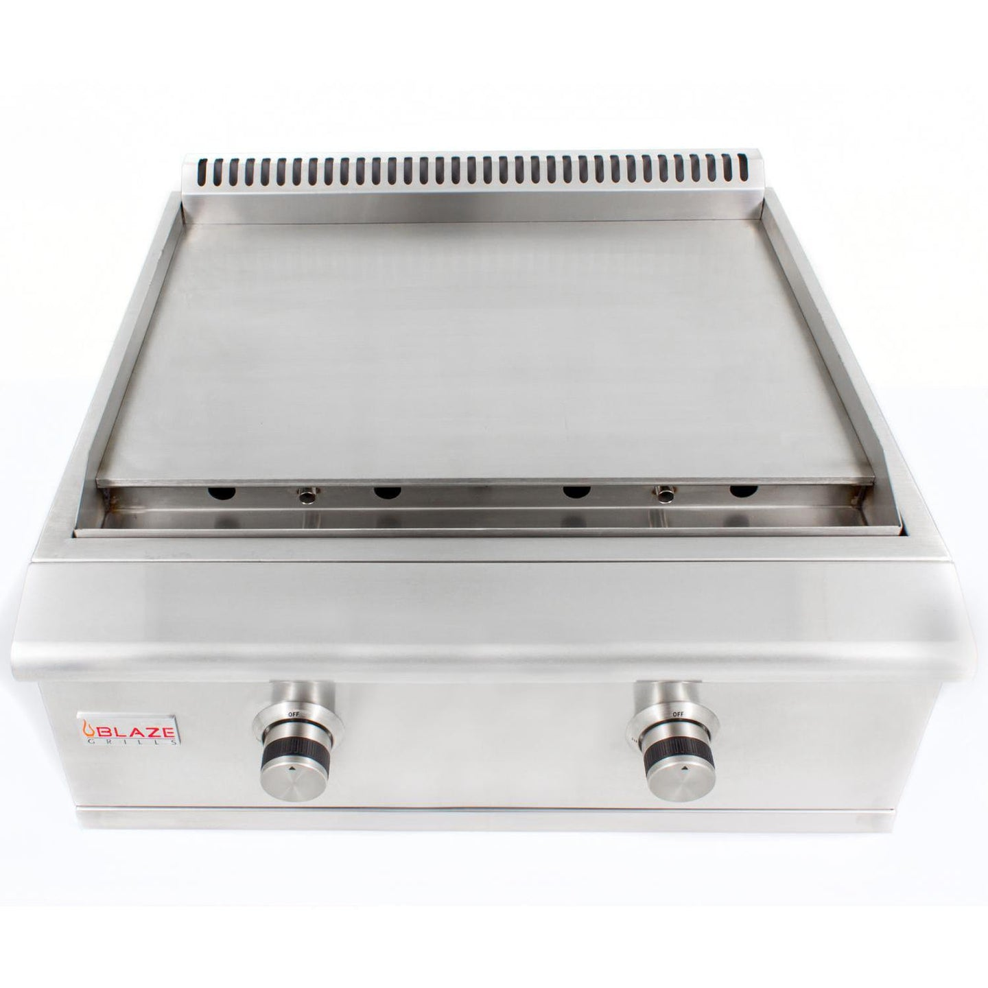 Blaze 30-Inch Built-In LTE Propane Gas Griddle - The Garden District