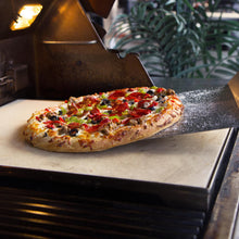 Blaze 14 3/4 Inch Ceramic Pizza Stone - Cooking Pizza on a Blaze Professional Gas Grill