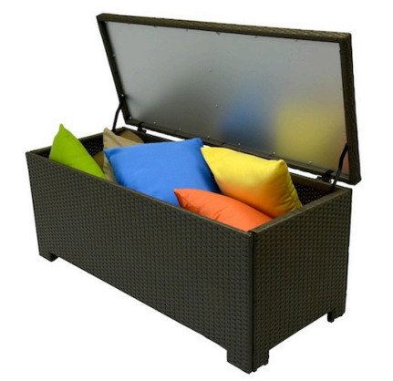 Trunk Cushion Box