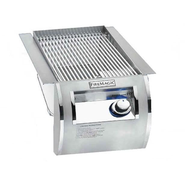 Fire Magic Echelon Diamond Propane Gas Built-In Single Searing Station 32874-1P