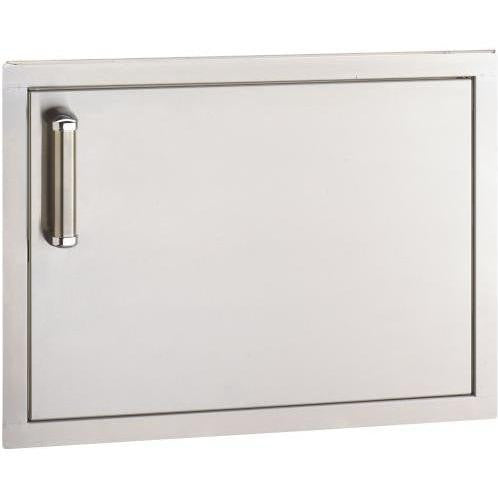 Fire Magic Premium Flush 24-Inch Right-Hinged Single Access Door - Horizontal - 53917SC-R