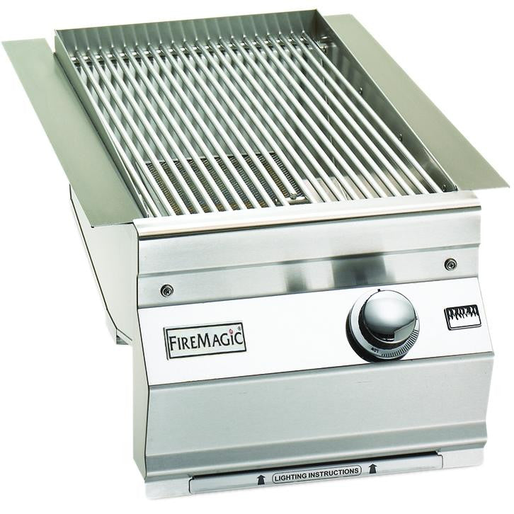 Fire Magic Propane Gas Built-In Searing Station / Side Burner 3287-1P