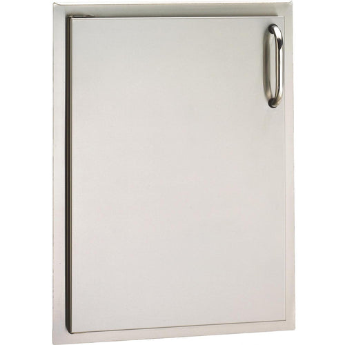 Fire Magic Select 14-Inch Left-Hinged Single Access Door - Vertical - 33920-SL - The Garden District