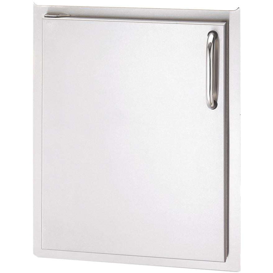 Fire Magic Select 17-Inch Left-Hinged Single Access Door - Vertical - 33924-SL - The Garden District