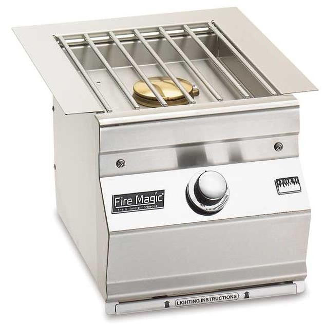Fire Magic Aurora Built-In Propane Gas Single Side Burner - 3279L-1P