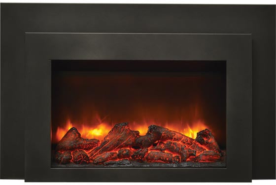 Pleasing Amantii Deep Insert 30 Inch Electric Fireplace Ins Fm 30 Home Interior And Landscaping Ologienasavecom
