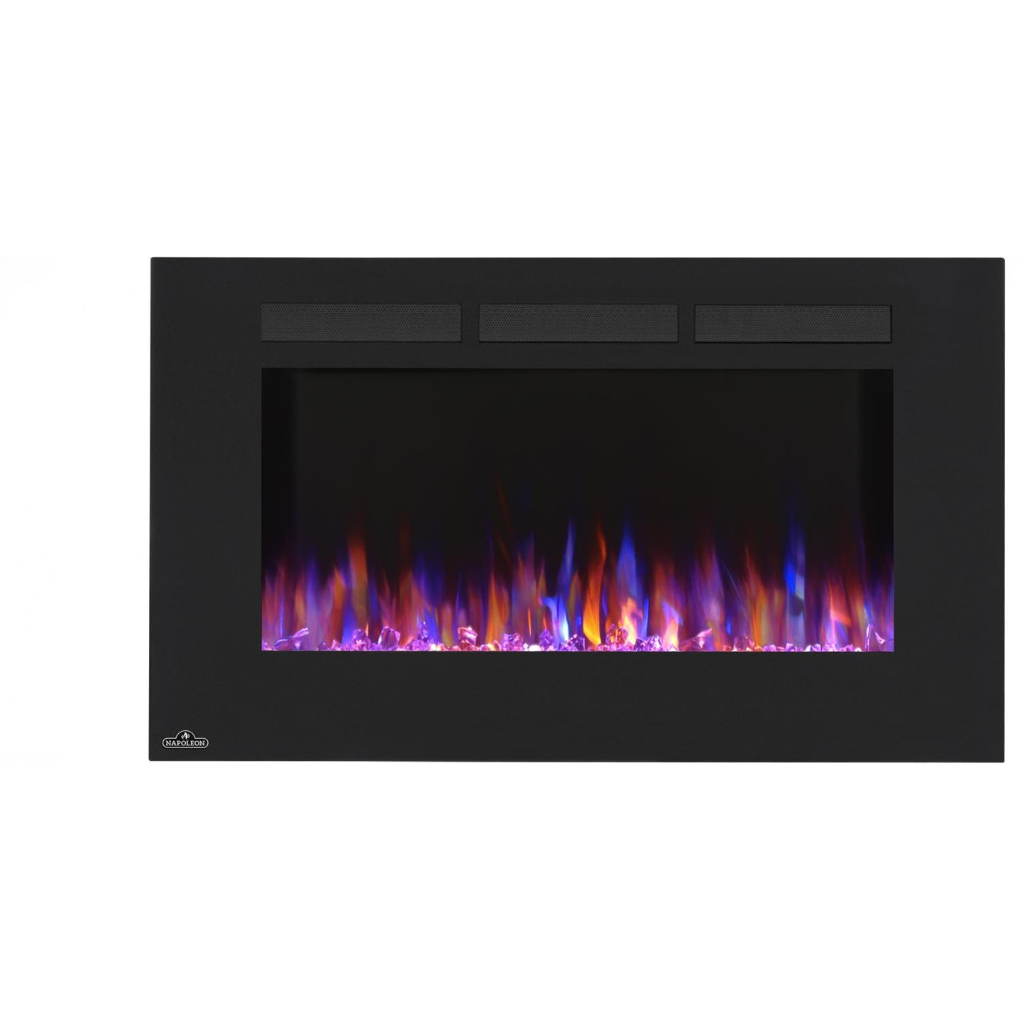 Napoleon Allure 42 Inch Linear Wall Mount Electric Fireplace