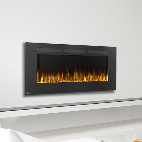 Napoleon Allure 50-Inch Wall Mount Electric Fireplace - NEFL50FH