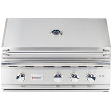 Summerset TRL 32-Inch 3-Burner Built-In Propane Gas Grill With Rotisserie - TRL32-LP
