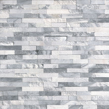 Alaska Gray Multi-Finish Stacked Stone Panels