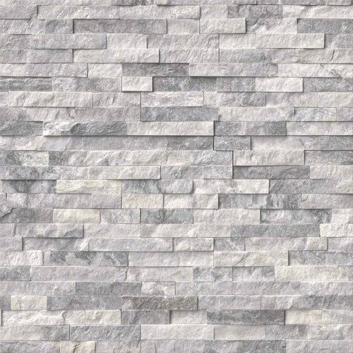 Alaska Gray Stacked Stone Panels