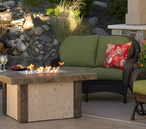 Outdoor Greatroom Balsam Outdoor Furniture Collection - Loveseat - ES5074-L
