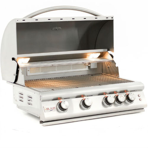 Blaze LTE Marine Grade 32-Inch 4-Burner Built-In Natural Gas Grill