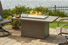Outdoor Greatroom Brooks Fire Pit Table - 183-BRK-1224-K