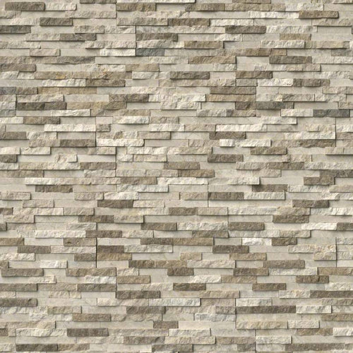 Colorado Canyon Pencil Stacked Stone Panels