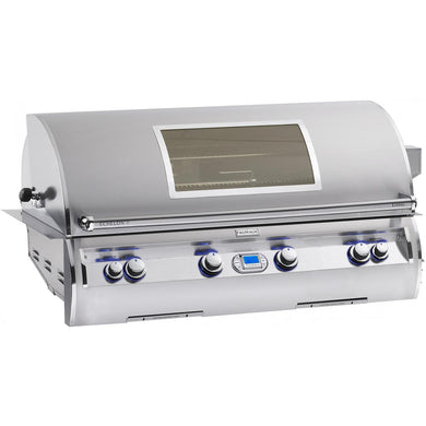 Fire Magic Echelon Diamond E1060i 48-Inch Gas Built-In Grill With One Infrared Burner and Digital Thermometer