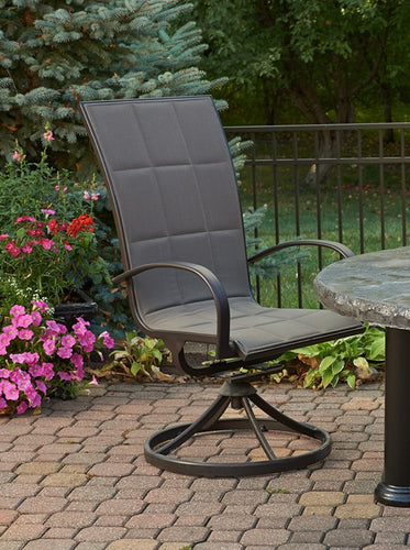 Outdoor Greatroom Empire Collection Dining Chairs Set - EMPIRE-DINE
