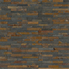 Gold Rush Mini Stacked Stone Panels