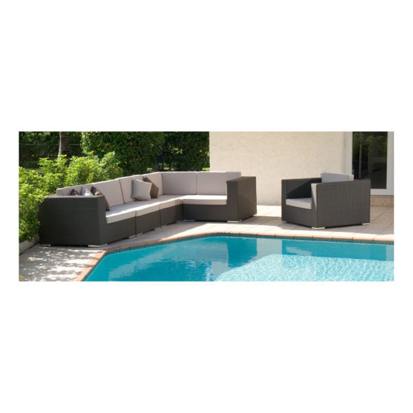 Ibbiza Sectional - Armless