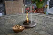 Outdoor Greatroom Intrigue Table Top Outdoor Lantern - INT-EZ