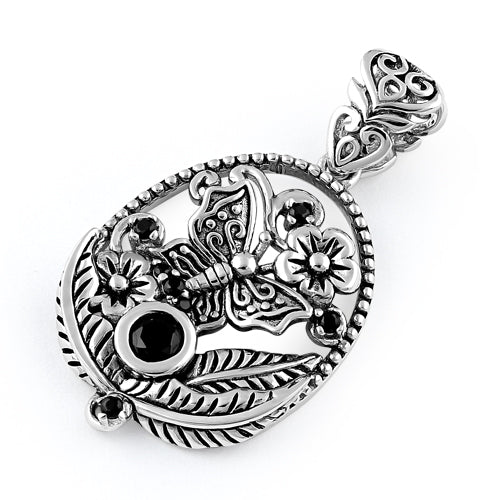 products/sterling-silver-butterfly-flowers-black-cz-pendant-53.jpg