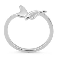 Sterling Silver Elegant Butterfly Ring