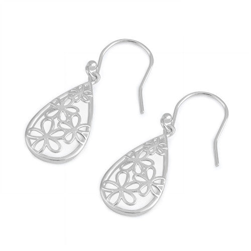 Other Home Décor White And Sliver Flower Hook