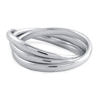 Sterling Silver Linking Rings