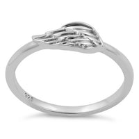 Sterling Silver Single Wing Ring
