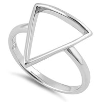 Sterling Silver Slice of Life Ring