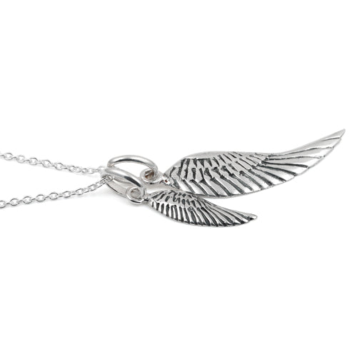 Sterling Silver Wings 16