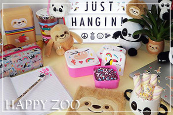 Happy Zoo Stationeries