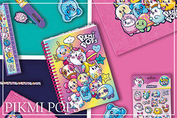 Pikmi Pops Stationeries