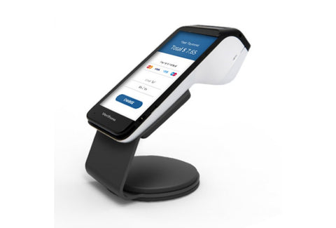 UNIVERSAL EMV STAND AND SMARTPHONE STAND WITH SECURITY LOCK - SLIDEDOCK