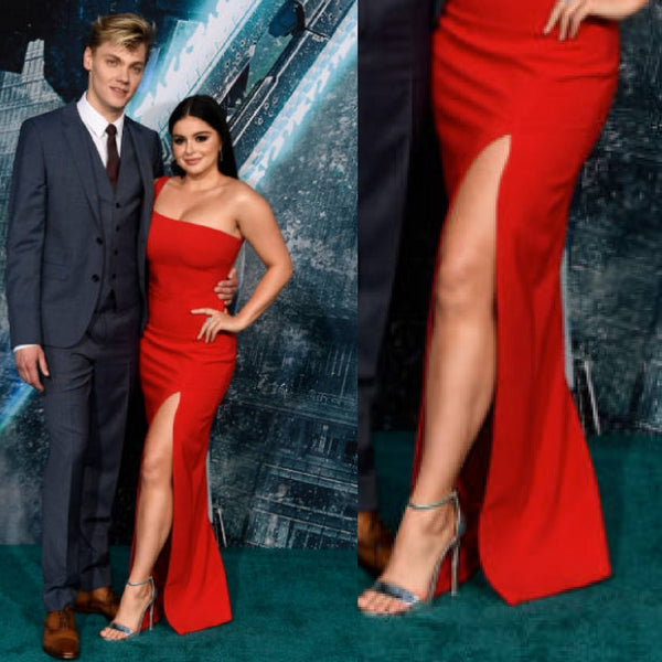 "Ariel Winter Steps Out in Pollice Lee at the ""Pacific Rim Uprising"" Premiere"
