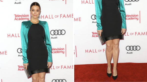 "Bellamy Young Wears Pollice Lee at the ""Television Academy's 24th Hall of Fame"" Ceremony"