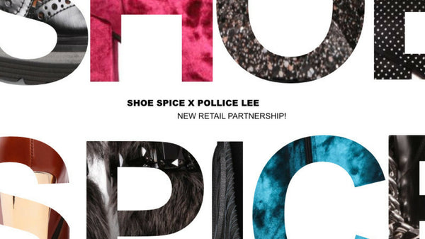 We've Partnered With Shoe Spice