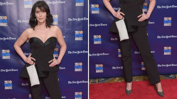Actress Michelle Forbes attends the Independent Filmmaker Project's (IFP's) 27th Annual Gotham Independent Film Awards