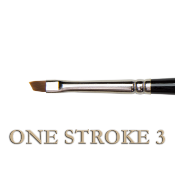 KKSP one stroke brush
