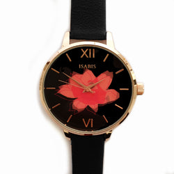 ISABIS WATCH BOTANICA EGYPT LILLY