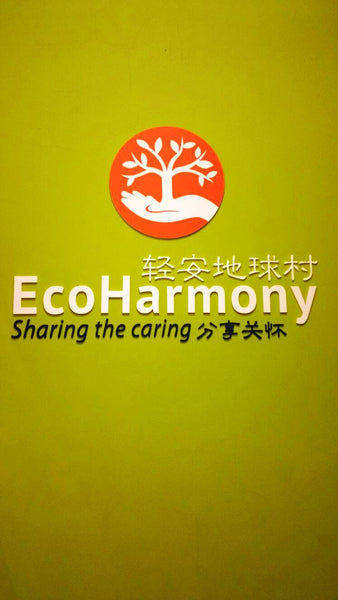 Day 255 SG52: Sharing the Caring at Eco-Harmony Cafe and Shop