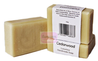 Cedarwood - iluvsoaps Singapore
